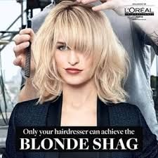 IT LOOKS 2015 blonde shag