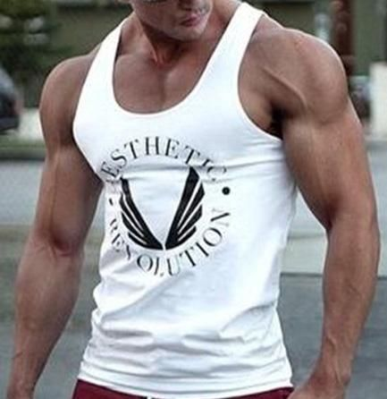 2016 Singlets Mens Tank Tops Shirt,Bodybuilding Equipment Fitness Men's Golds Stringer Tank Top Brand Clothes