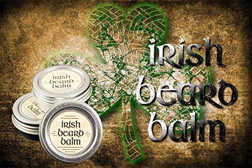 Irish Beard Balm Shamrock Sampler 2 Tin 12 Ounce Tin 12 ounce *** Continue to the product at the image link.
