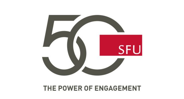 sfu 50 logo - Google Search