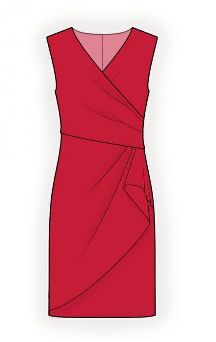 Robe - Patrons de couture #4294