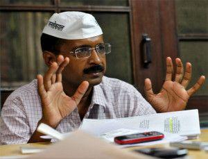 The Arvind Kejriwal index loses steam on Dalal Street #Kejriwal #AAP