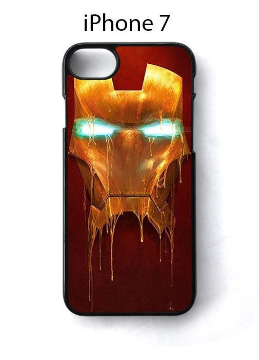 Iron Man Face Phone 7 Case Cover