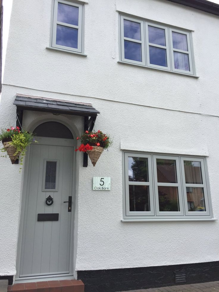 Residence 9 Windows and a Solidor front door in Painswick