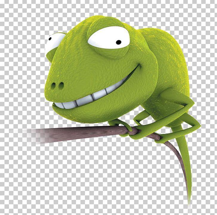 Lizard Chameleons Cartoon Funny Animal Png Anime Eyes Big Ben