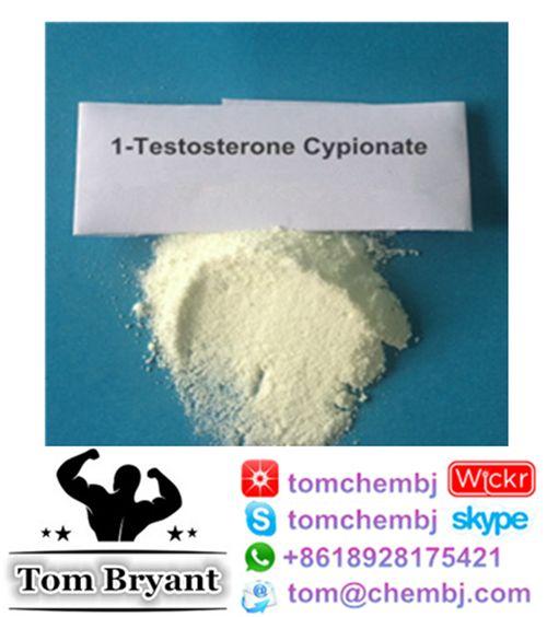 1-Testosterone Cypionate Raw Powder