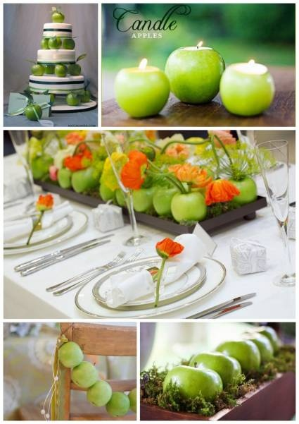 64 best apple delight images on pinterest floral arrangements tropical fruit wedding centerpieces the wedding specialists junglespirit Gallery