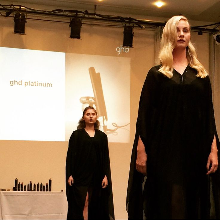 ghd platinum release in Denmark. InSite Creative Team is testing ghd platinum