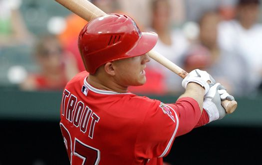 Mike Trout | angels.com