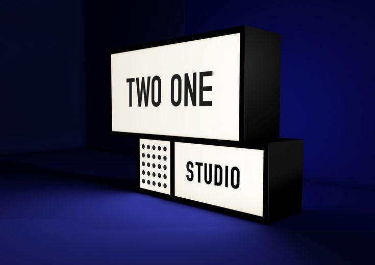 Logo design trends 2019, Two One Studio   Identity Pinterest - Chambre De Commerce Chalon Sur Saone