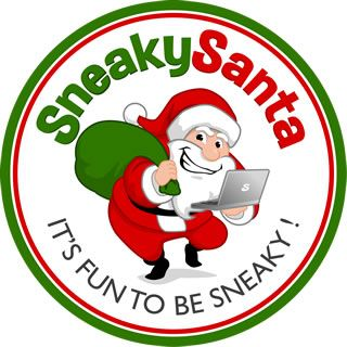 "Free Online Secret Santa Site! SneakySanta.Com allows you to draw names for your secret santa exchange for family, friends, or co-worker groups.The site allows you to set up rules for the name drawing, send messages to the person who's name you draw (Anonymous of course! We call them ""sneaky messages""), or you can just use it as a place to share gift ideas!  ""It's Fun To Be Sneaky!"""