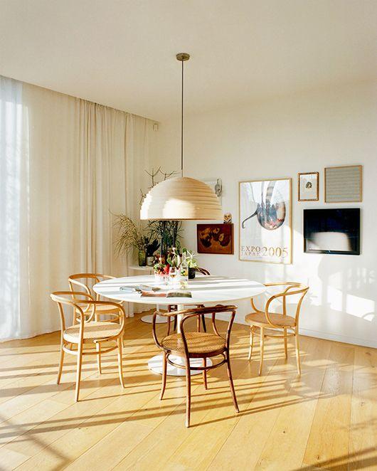 dining room / salvo lopez