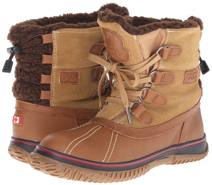 Pajar Women's Iceland Boot, wow I like looking at this boot haha