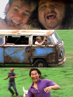 ''Tricia Tanaka Is Dead'' (Season 3, Episode 10) The uplifting, unifying scene when Hurley got the Dharma van started, with Three Dog Night'...