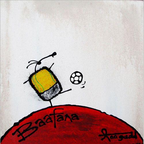 """Baafana"" by Ann Gadd"