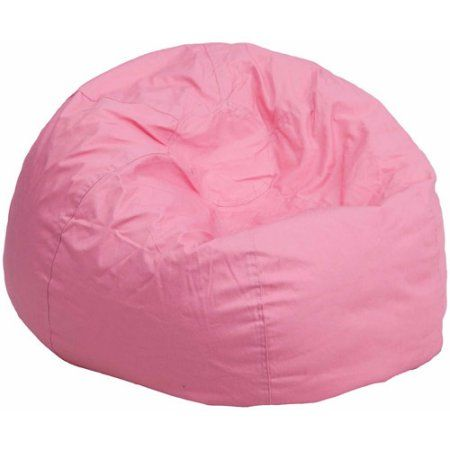 Oversized Bean Bag Chair, Multiple Colors Image 1 of 13