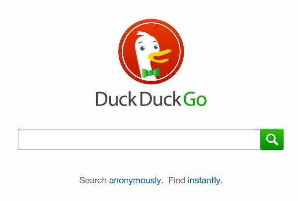 Noteworthy features of the #DuckDuckGo search engine