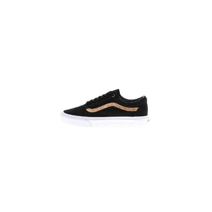 OLD SKOOL - Sneaker - black by Vans