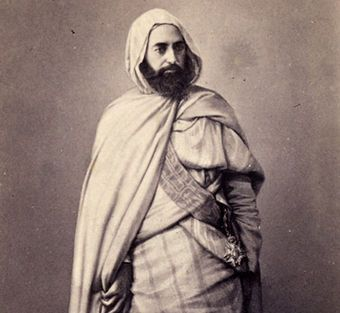 Abd el-Kader.