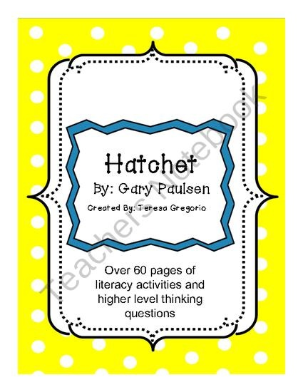 Hatchet Plot Summary - Course Hero