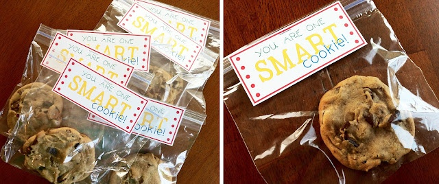 Smart Cookie Toppers