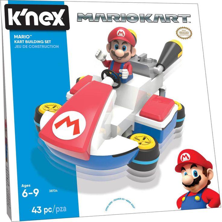 Mario kart building set