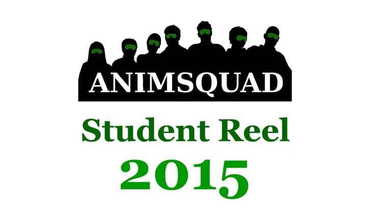 Animsquad is proud to present the excellent work some of our students animated during 2015!
