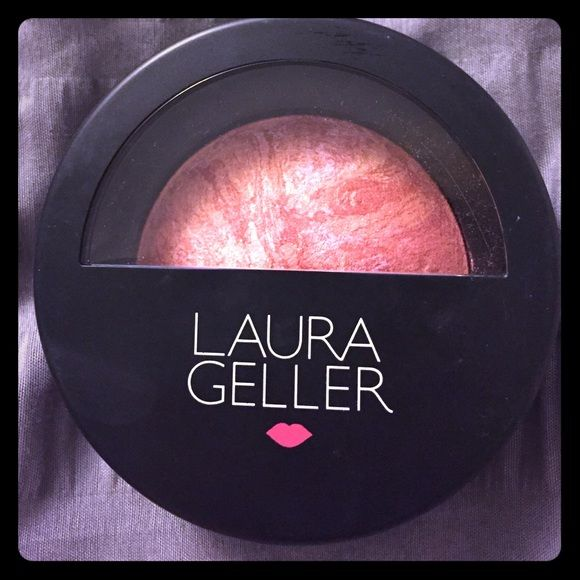 Laura Geller blush tropic hues Brand new Laura Geller tropic hues. No box. Great peachy color. Be sure to take advantage of my offer discounts, open to offers and questions.  Laura geller Makeup Blush