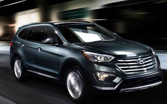 2016 Hyundai Santa FE Sport Review Canada Redesign and Release Date