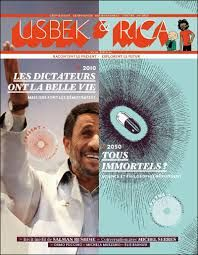"""Résultat de recherche d'images pour """"usbek & rica"""""""