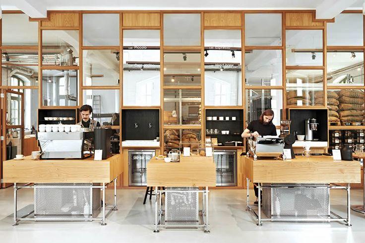 Berlin's bean fanatics have a new place of reverence, in Bonanza coffee's expansive Kreuzberg café...