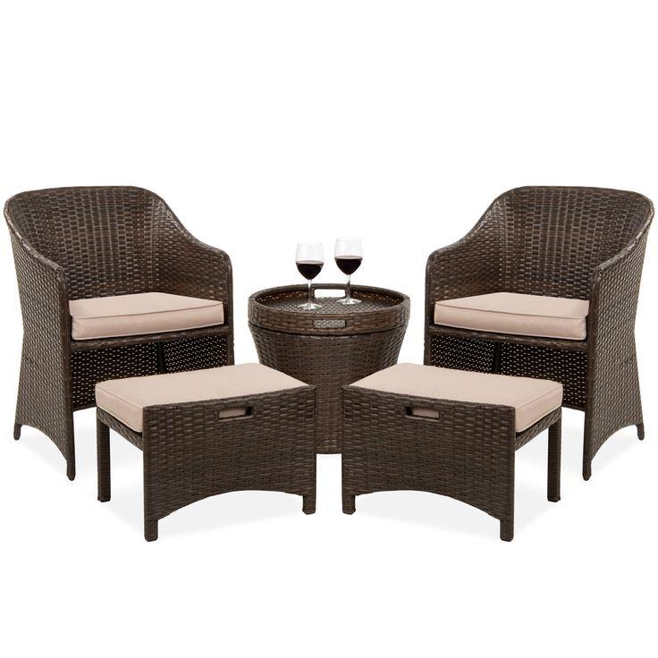 Wicker Patio Set Outdoor Furniture, Best Wicker Patio Furniture