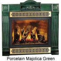 Fireplace Cast Iron Surround Kit