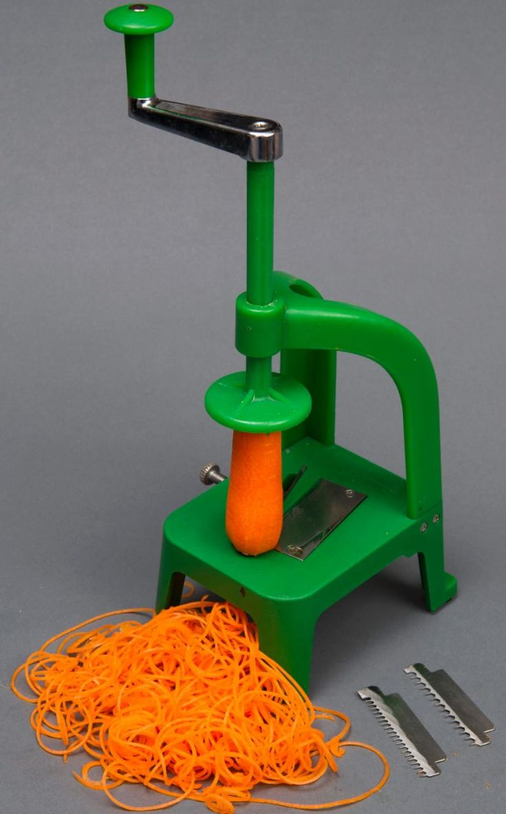 Best one - Benriner spiralizer