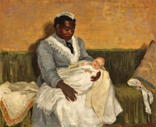 19th Century American Women The African American Nanny