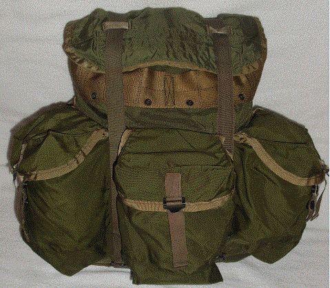 BOB (Bug Out Bag) or 3 day kit list