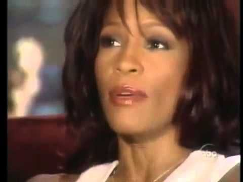 Whitney Houston Diane Sawyer Interview.  MY SISTAH IS 4EVER ALIVE IN ME AND ALL THAT LOVES HER.  GREAT IS HER SPIRIT. . . . . I AM BLK9/ASHE & JUSTICE. . . .  I WILL ALWAYS LOVE YOU ! ! ! !  8-4-2014 @ 12:10 A.M.