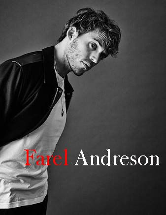 Just for fiction Sam Clafin as Farel Anderson