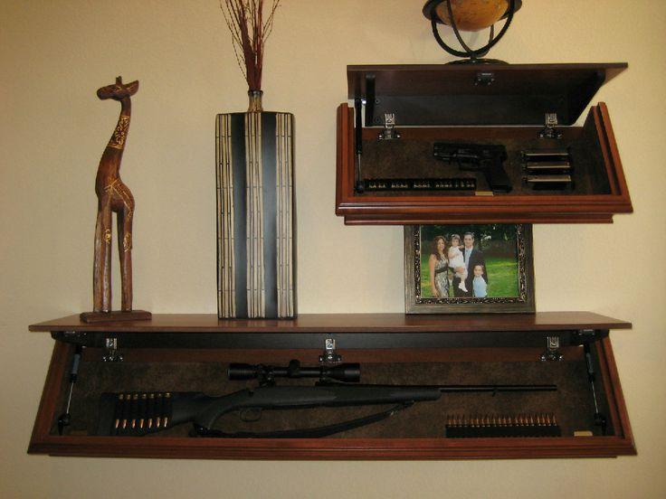 22 best LedgeLokr hidden gun safe images on Pinterest   Gun safes ...