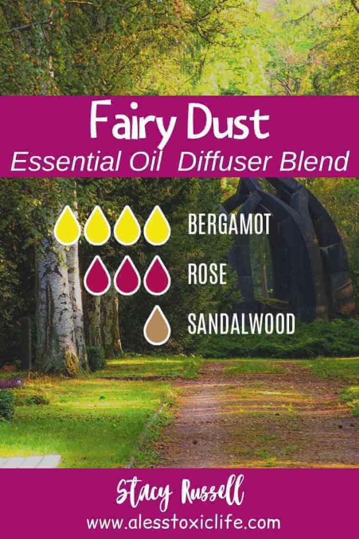 Rose Essential Oil Diffuser Blends