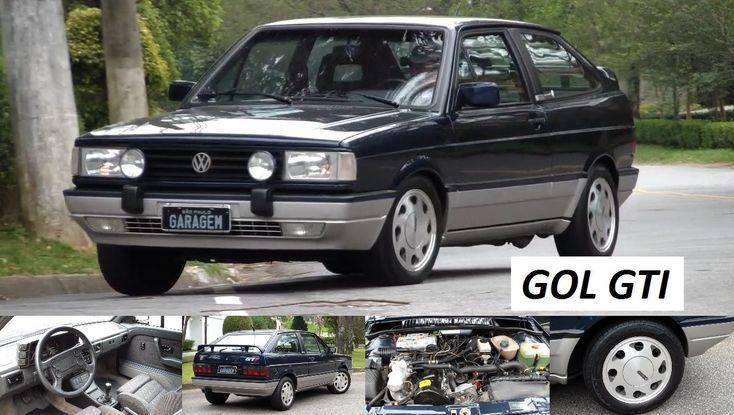 Garagem do Bellote TV: Gol GTI