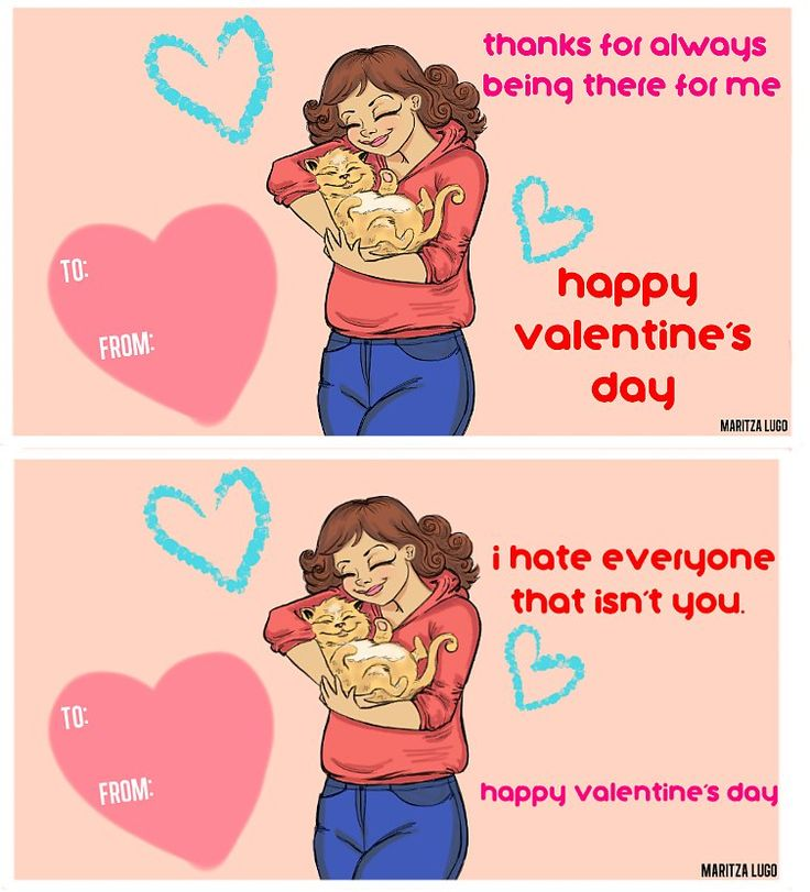 valentines day cards big