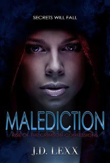 #Reseña Malediction: Rise Of The Crimson Confessions, De J.D.Lexx