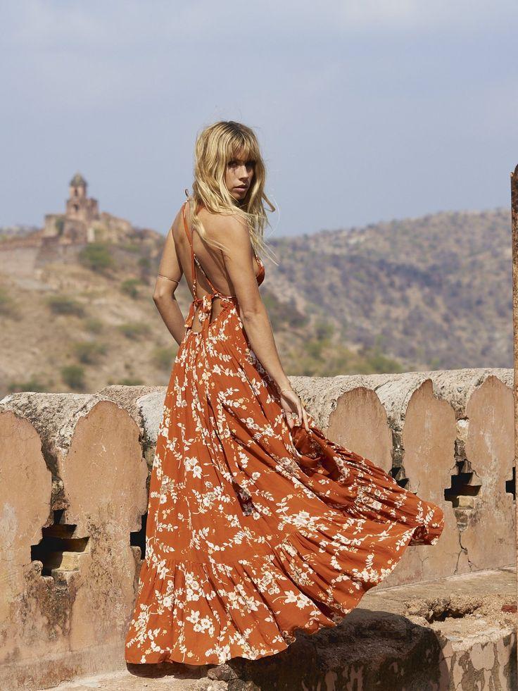 Kivari - Jaiper Floral Maxi Dress