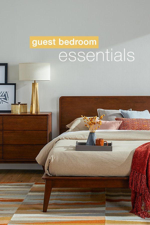 Give Guests A Cozy Place To Call Their Second Home With
