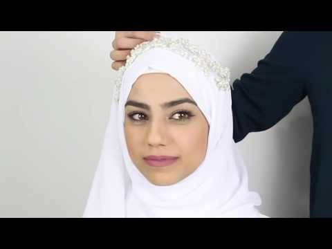 1000 images about saree with hijab on pinterest wedding hijabs and - 1000 Ideas About Wedding Hijab Styles On Pinterest