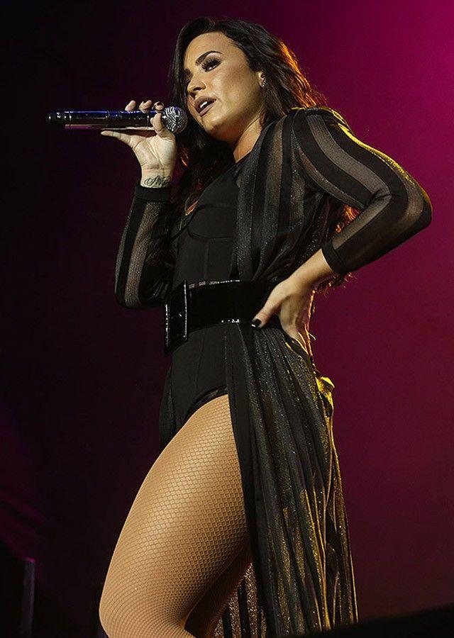 Demi Lovato se apresenta no Z Festival