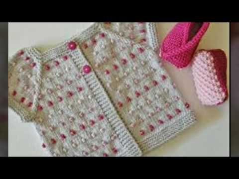 woolen sweater making | ideas for kids sweater || woolen sweater designs - YouTube