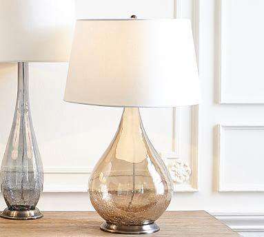 Light up the room with rich character with pottery barns table lighting find bedroom lighting and bedside lamps in classic styles