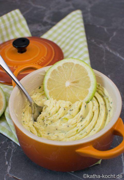 Zitronenbutter - Katha-kocht!